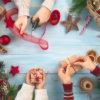 クリスマスは手作りに挑戦!子どもと一緒にできる工作アイディア20選